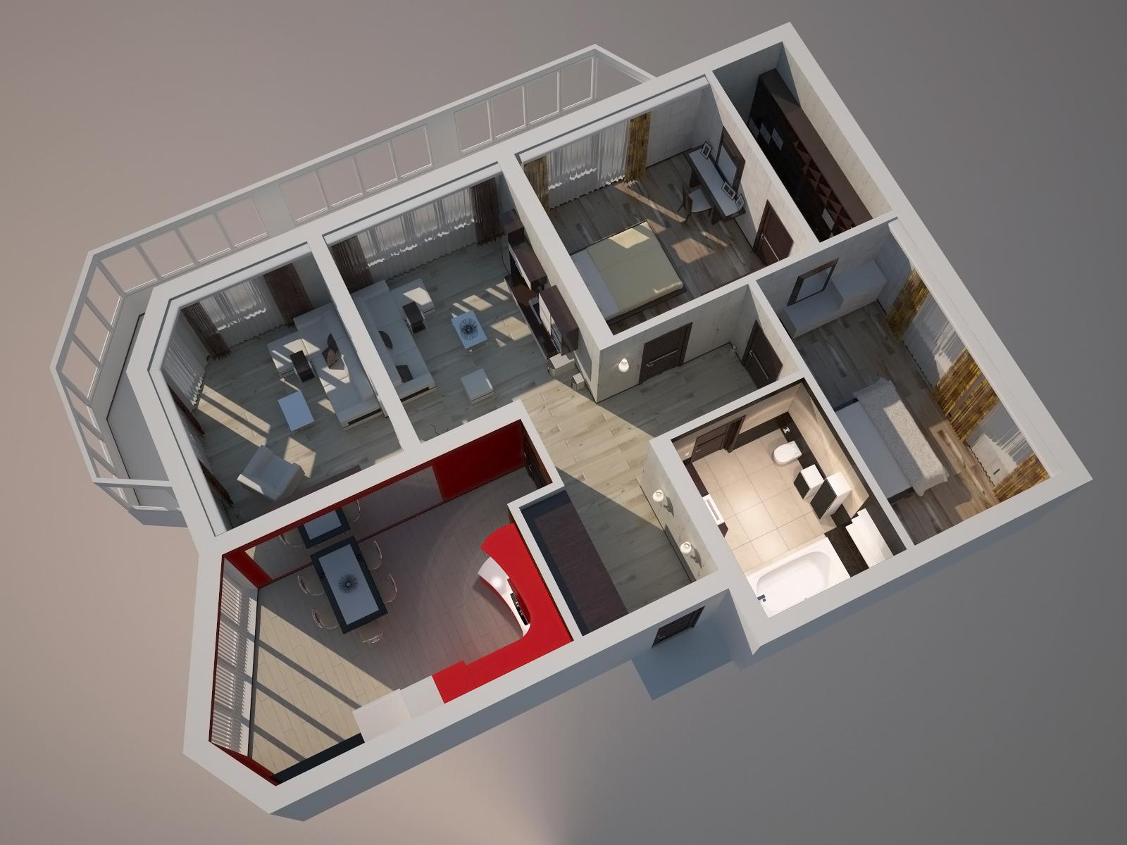 Выбор программы для дизайна квартиры