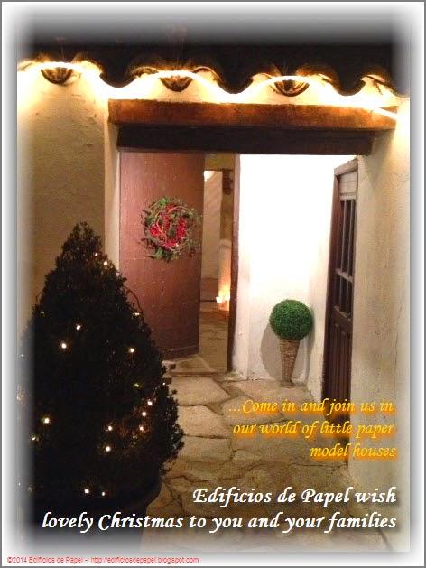 We wish you Happy Christmas