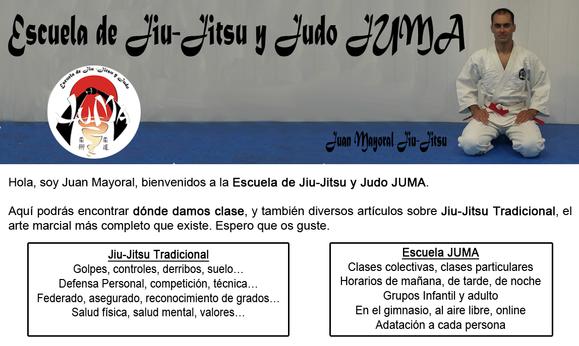 Juan Mayoral Jiu-Jitsu