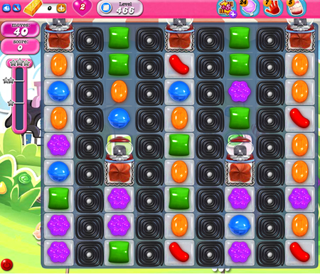Candy Crush Saga 466