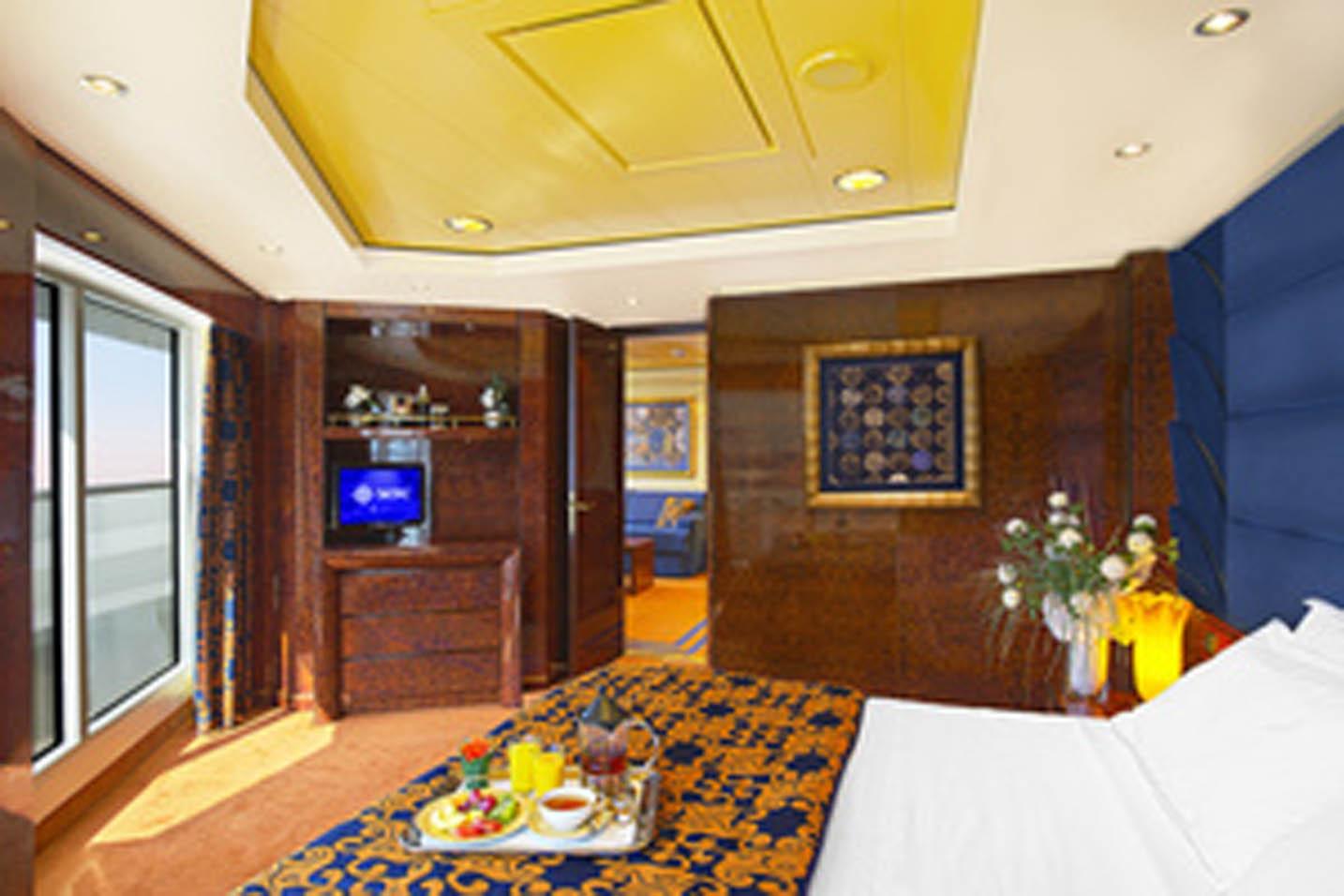 Time Spent At Sea Cruise Blog Msc Launch New Aurea Suites