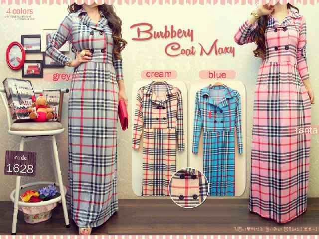 Burberry Coat Maxy