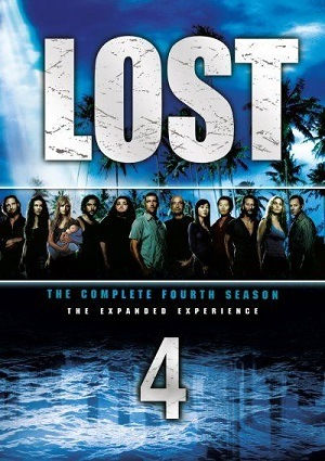 Lost - 4ª Temporada 2008 Baixar torrent download capa