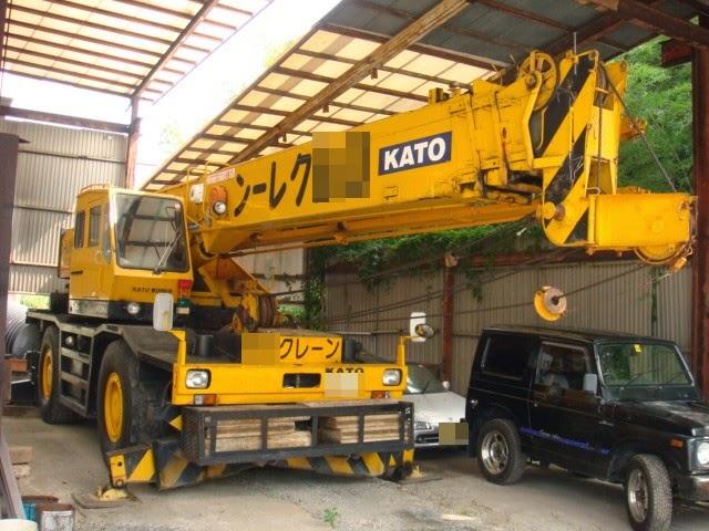 Rough Terrain Crane Wikipedia : Cranepedia kato kr h iiil rough terrain crane tonne
