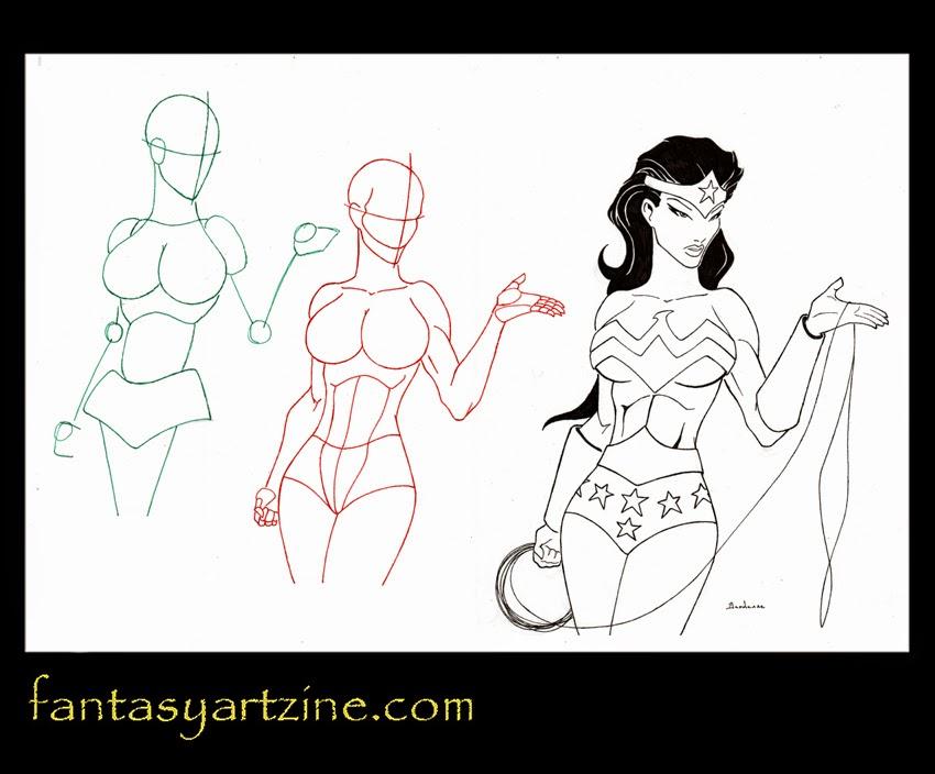 apprendre a dessiner bd en ligne