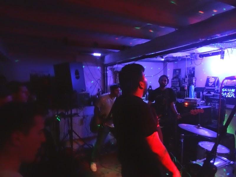 14.05.2014 Köln - Aetherblissement: Iron Chic