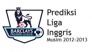 Hasil Pertandingan Liga Inggris 15 September 2012
