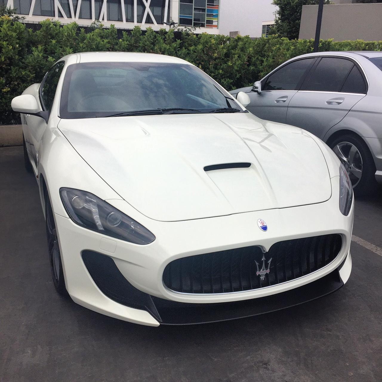 Driven: Maserati GranTurismo MC Stradale