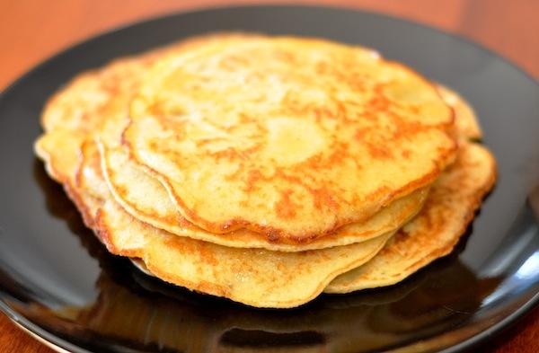 Le bonheur est sans gluten recette sans gluten cr pes ou pancakes multigrain - Recette crepe sans doseur ...
