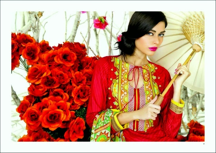 Traditional Lawn by Bonanza for Girls