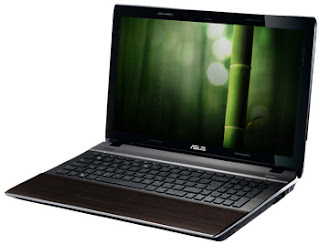 ASUS U53SD notebooks Bamboo Collection Review + Specifications screenshot 1