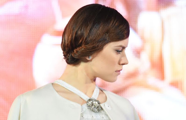 Peínate como Daisy Ridley en el estreno de Star Wars