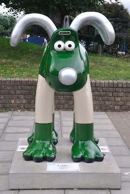 Lodekka Gromit (front view)