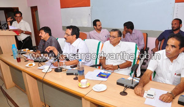 Endosulfan debt: report will submit within 1 week - Minister K.P. Mohanan