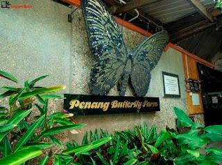 Penang Butterfly Farm (Teluk Bahang)