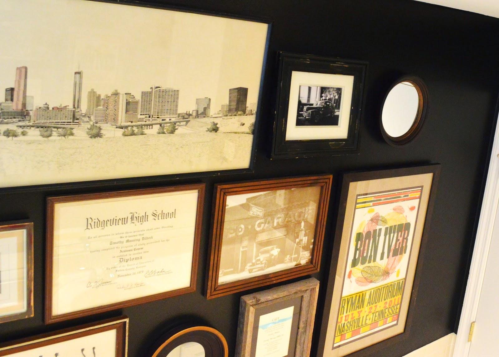 Sylvan Park Life: Gallery Wall Love
