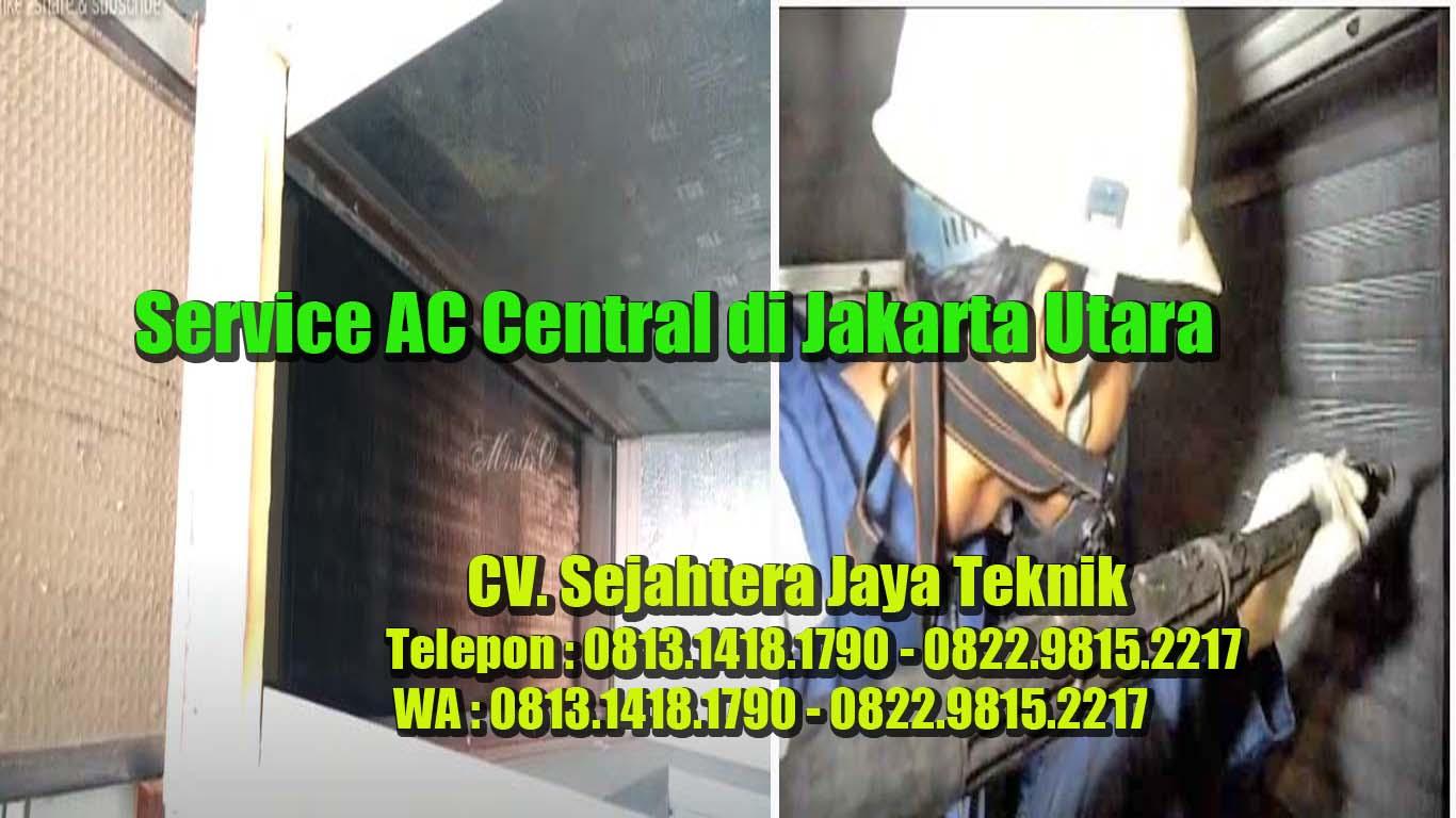 Service AC Central Jakarta Utara