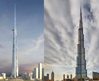 Bangunan Tertinggi di Dunia yang Kalahkan Burj Khalifa