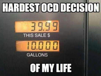 This ISN'T OCD!