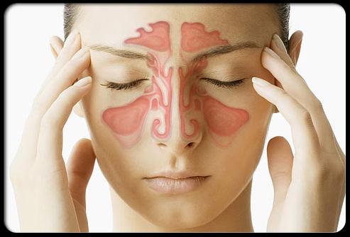 bli av med bihåleinflammation