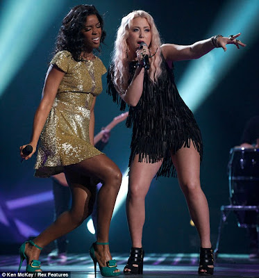 comeback kid amelia lily voted off the x factor after