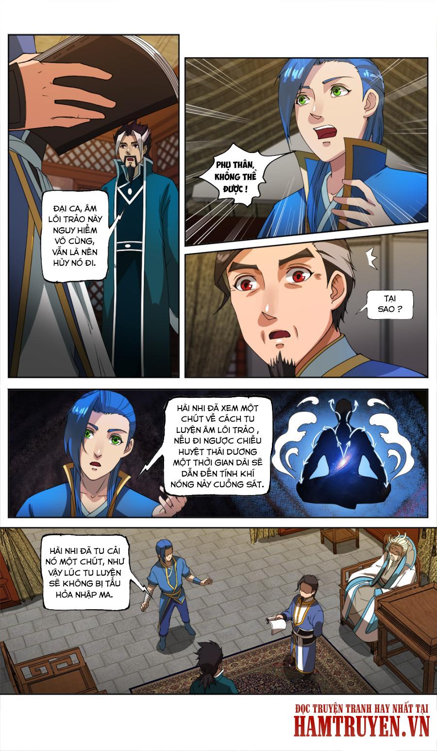Cửu Tinh Thiên Thần Quyết Chapter 25 - Truyentranhmoi.net