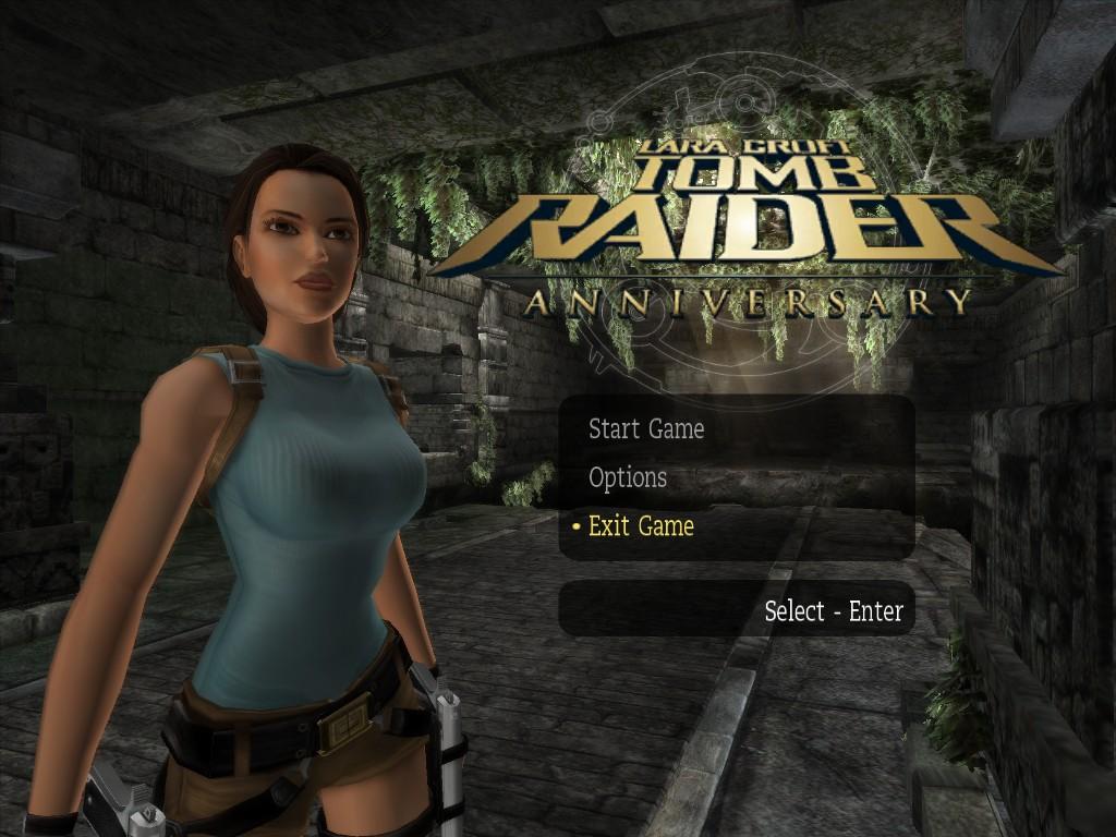 lara croft psp games
