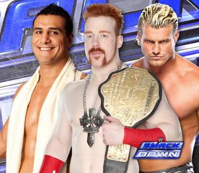 WWE Friday Night SmackDown 29/06/2012