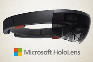 Microsoft HoloLens: Kacamata Masa Depan Buatan Microsoft