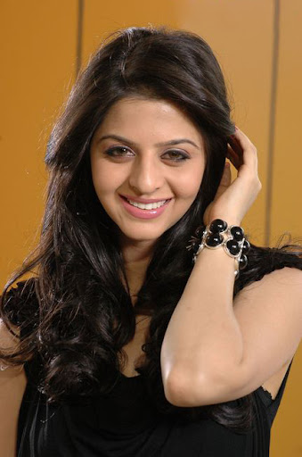 Vedhika Photos in Black Dress