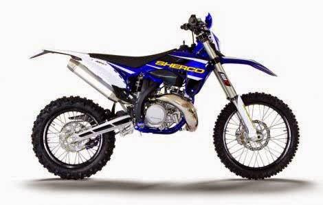 Motor Trail Sherco 300 SE-R