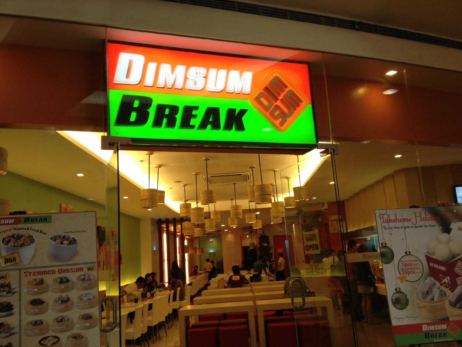 Dimsum Break
