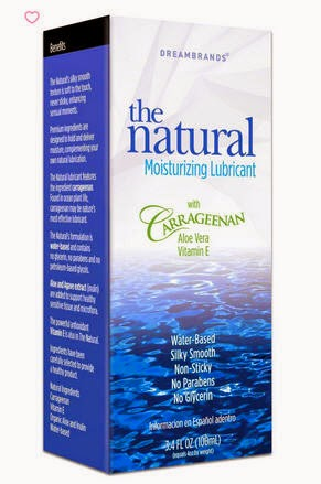 Carrageenan All Natural Lubricant for Sex