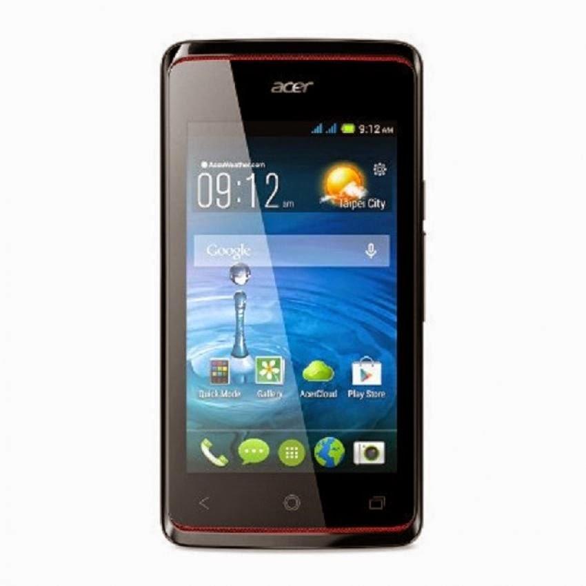 Spesifikasi Dan Harga Baru Acer Liquid Z200 Dual 4.0