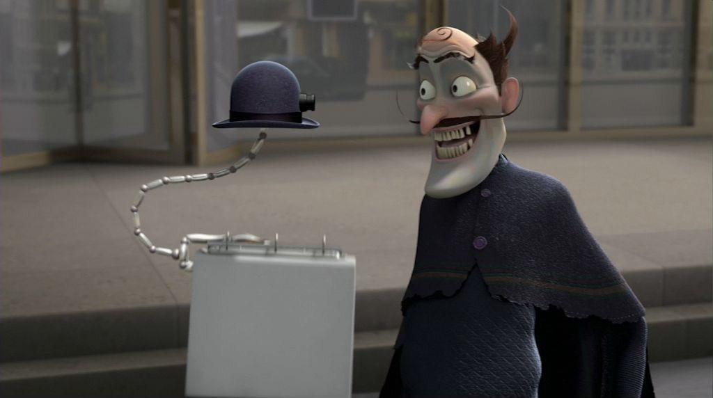 Disney Daze: Meet The Robinsons | The Movie Marmite Man
