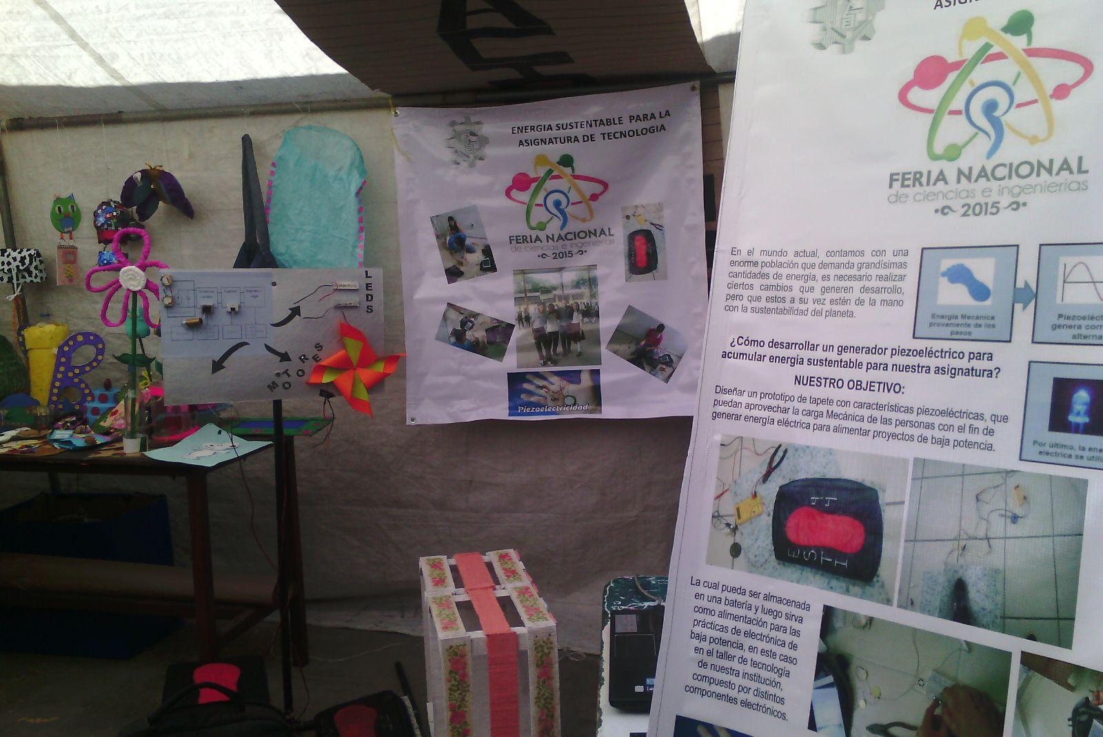 Expo Tecnológica 2015