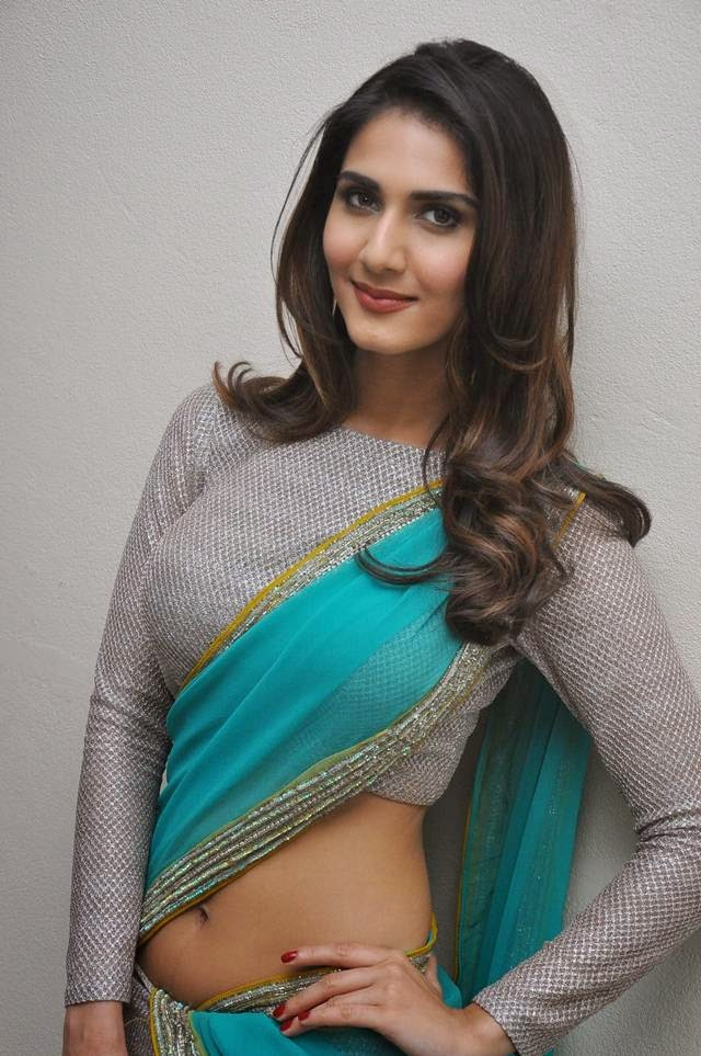 Vaani Kapoor Saree Photo-shoot