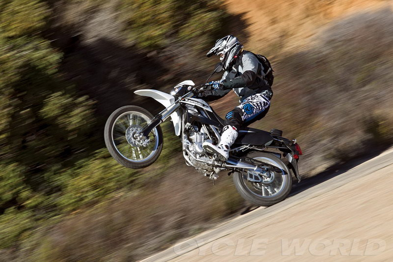 Kawasaki Dual Sport Craigslist