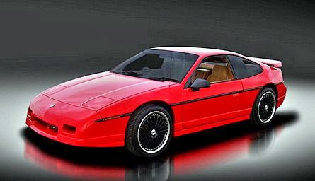 Pontiac Fiero Price and Released  CAR DRIVE AND FEATURE