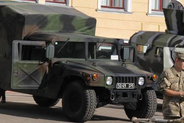 HMMWV M1097A2 5049 Р9