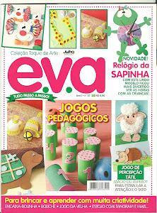 Minha participação na Revista E.v.a. Jogos Pedagógicos!