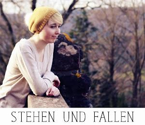 Vom Stehen und Fallen