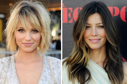 New Fall Hairstyles and Color