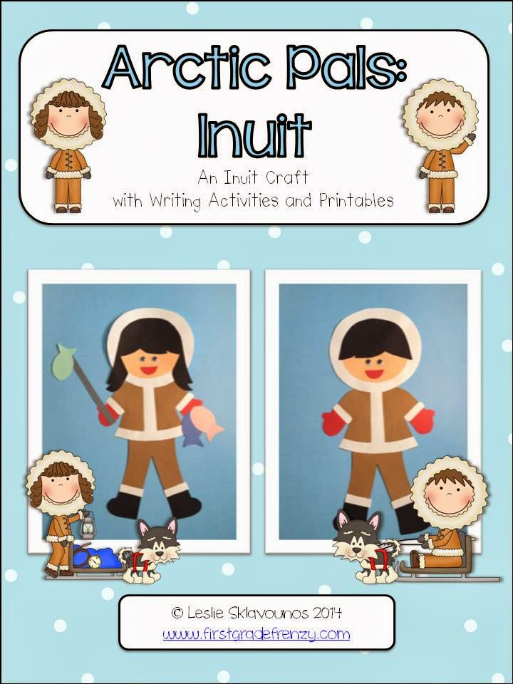 http://www.teacherspayteachers.com/Product/Arctic-Pals-Inuit-Unit-and-Craftivity-524207