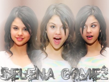 cute selena gomez wallpapers