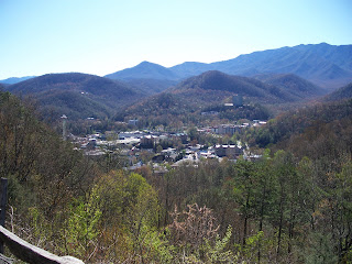 Spring Break in Gatlinburg, TN