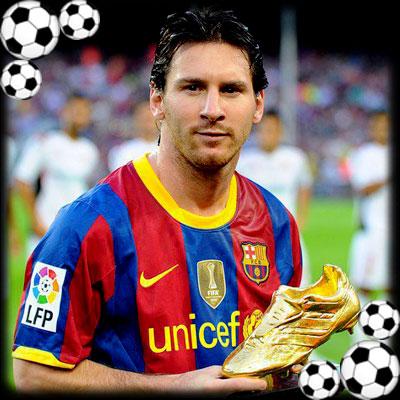Soccer Stars Pics: Lionel Messi Stunning