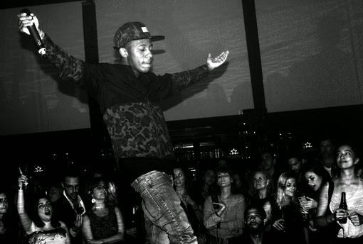 Dillon Cooper heineken open your world new-york new york rap hip-hop hip hop brooklyn gaite lyrique live concert paris