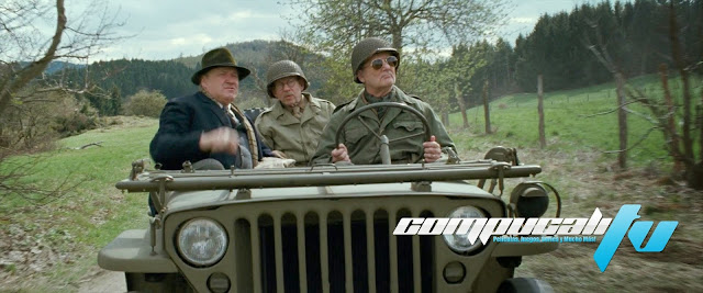 The Monuments Men 1080p HD