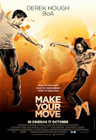 Make Your Move 2013 starring BoA movie poster large Malaysia